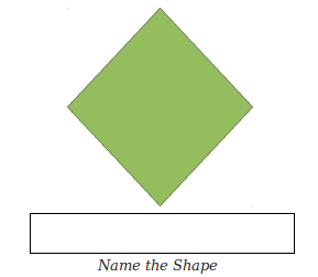 Geometry Worksheets for Identifying the Shapes